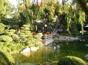 CSULB Japanese Garden