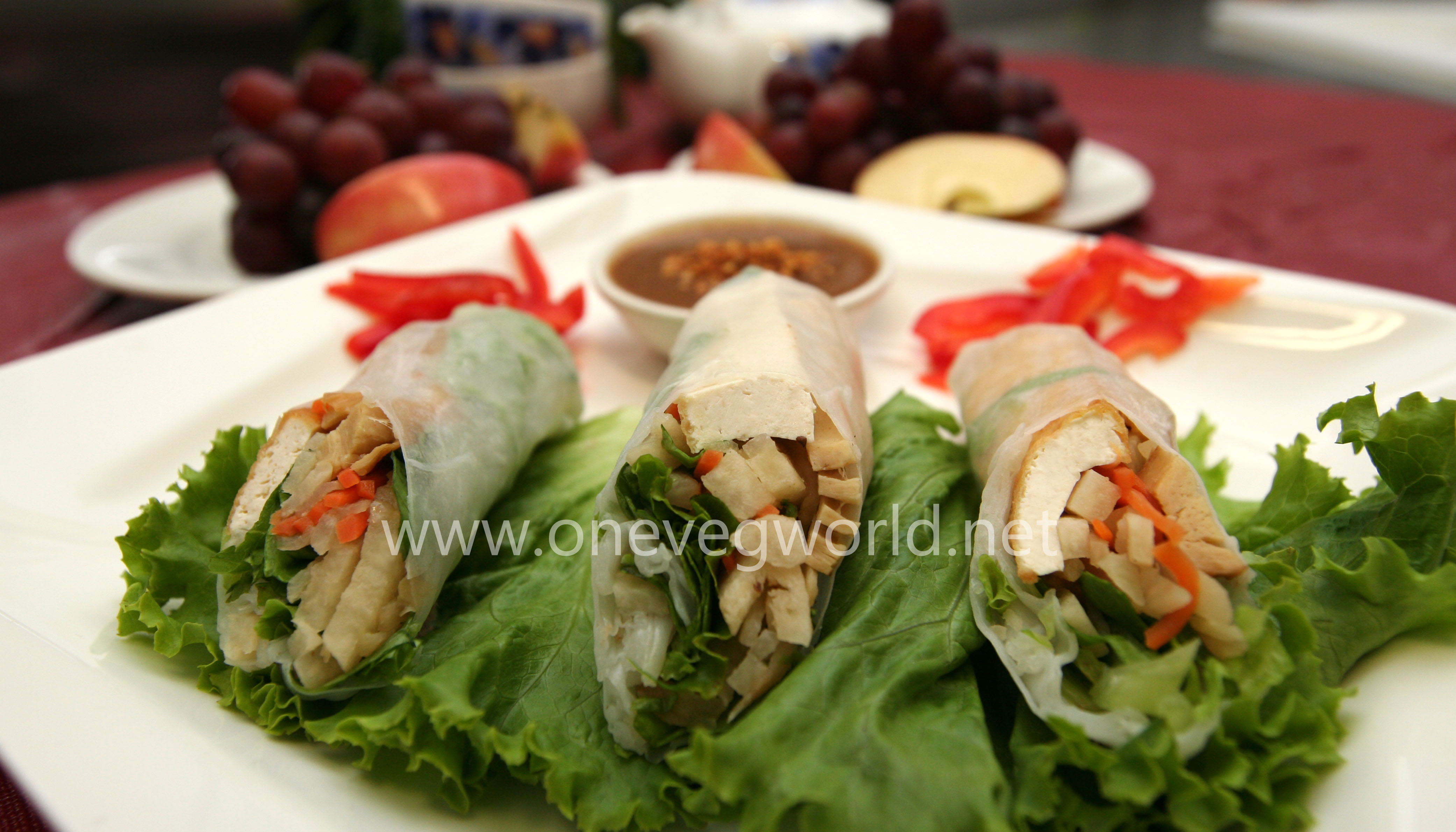 Weekly Special: Summer Rolls
